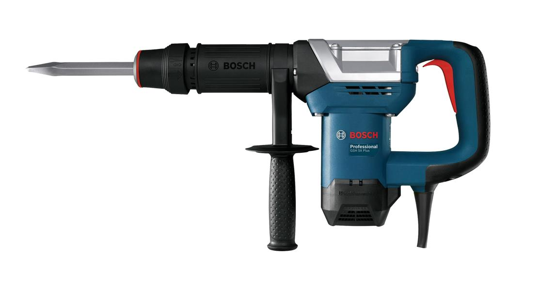 Bosch GSH 1,025W Hex 17mm Demolition Hammer