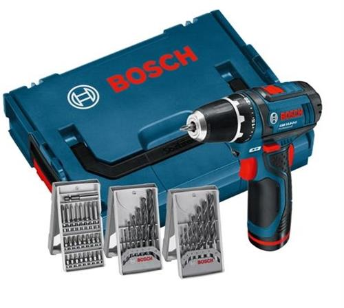 bosch gsr10 8 2 li cordless drill end 10 29 2015 9 24 am. Black Bedroom Furniture Sets. Home Design Ideas