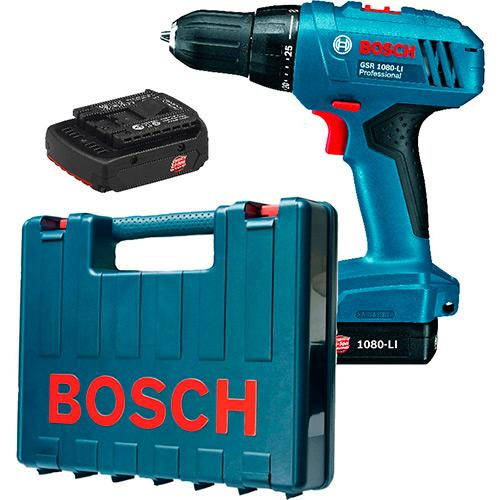 bosch gsr1080 li cordless drill professional end 11 19 2016 11 25 00 am. Black Bedroom Furniture Sets. Home Design Ideas
