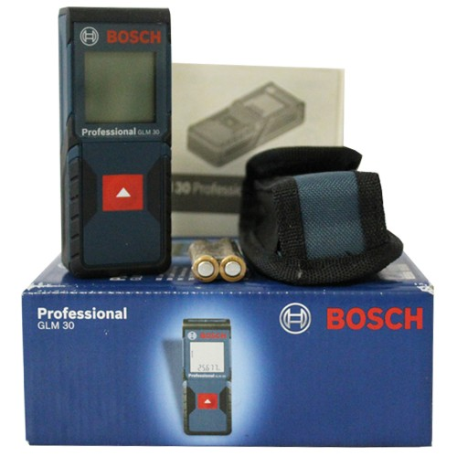 bosch laser rangefinder glm 30 0601 end 4 9 2019 10 11 am. Black Bedroom Furniture Sets. Home Design Ideas