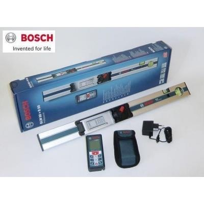BOSCH LEVEL LASER MEASURE GLM80 +R60 MEASURING LEVEL RAIL