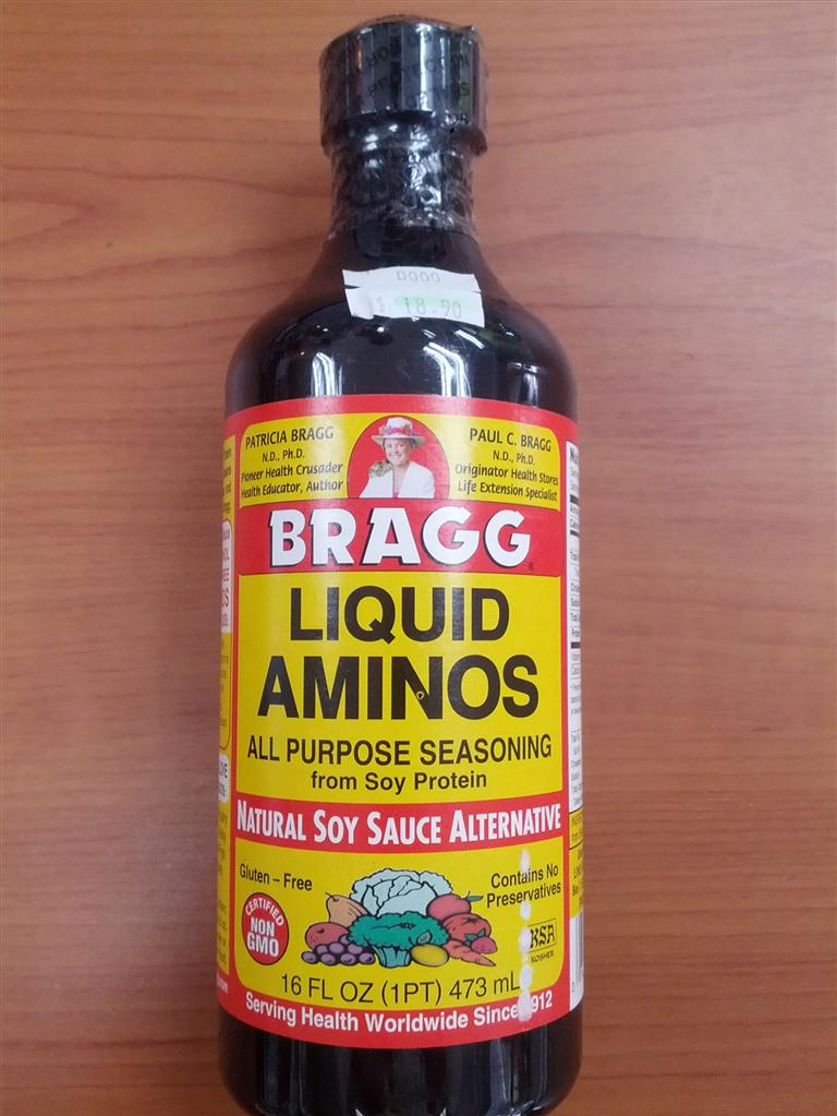 Organic Life Penang What Is Bragg Liquid Aminos