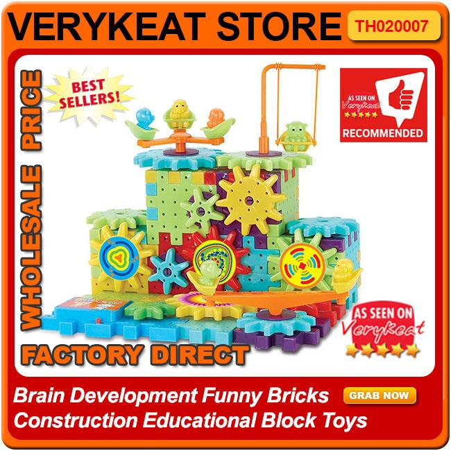 Brain Development Toys : Brain development funny bricks const end am
