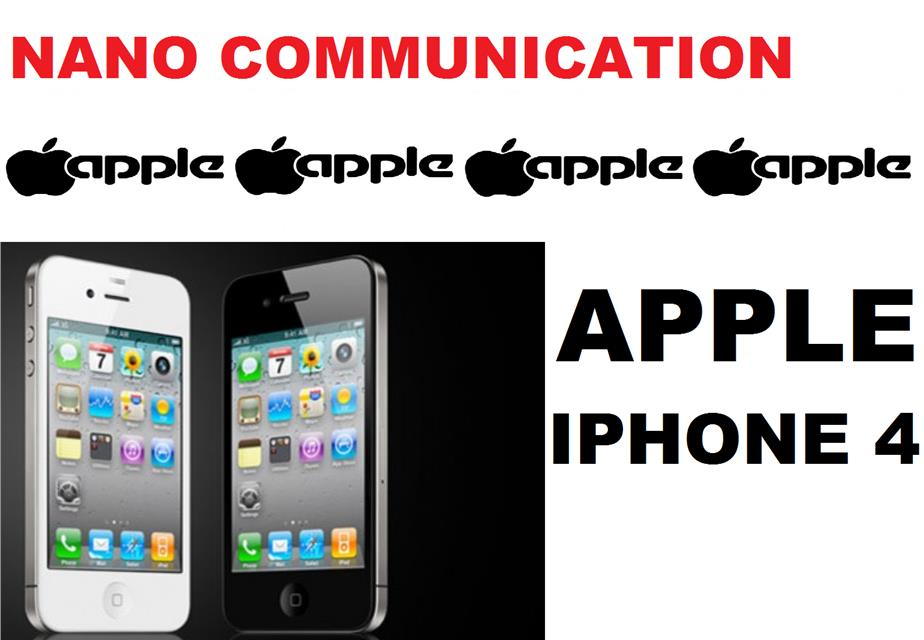 BRAND APPLE...Apple iPhone 4 32GB/16GB