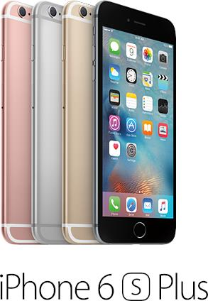 BRAND APPLE Apple iPhone 6S PLUS 6S+ 64GB 128GB