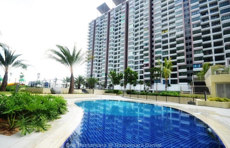 Brand New Condo for sale, One Damansara, Damansara Damai