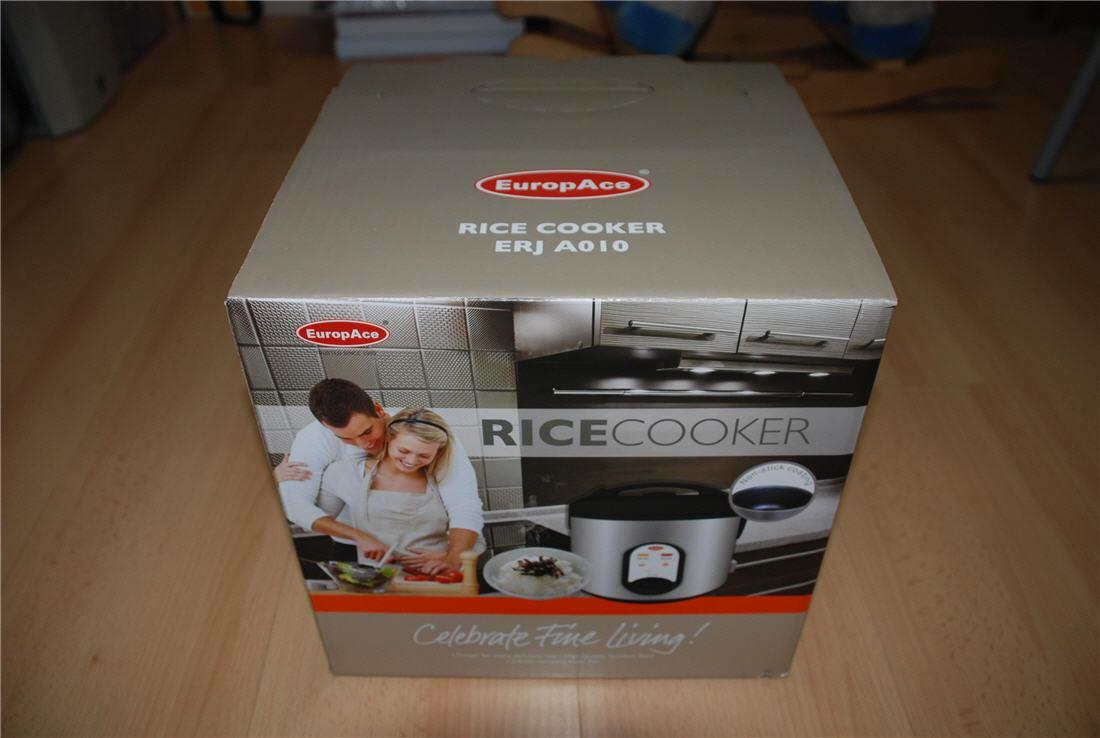 Brand New EuropAce Rice Cooker 1.0L