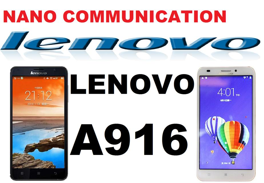 BRAND LENOVO... NANO COMMUNICATION WARRANTY...LENOVO A916 LTE 4G