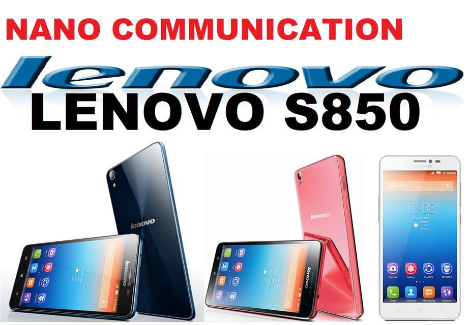 BRAND LENOVO...NANO COMMUNICATION WARRANTY Lenovo S850