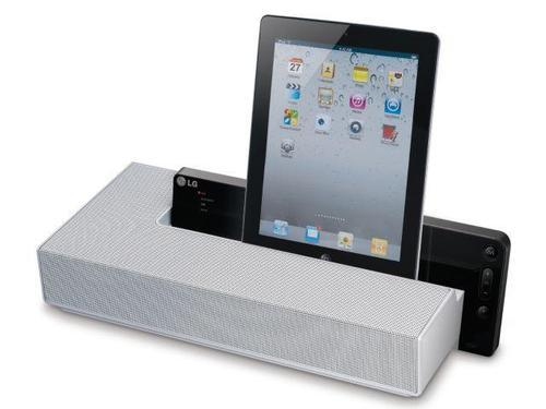 brand new lg docking speaker station with bluetoot end 1 16 2016 7 15 00 am. Black Bedroom Furniture Sets. Home Design Ideas
