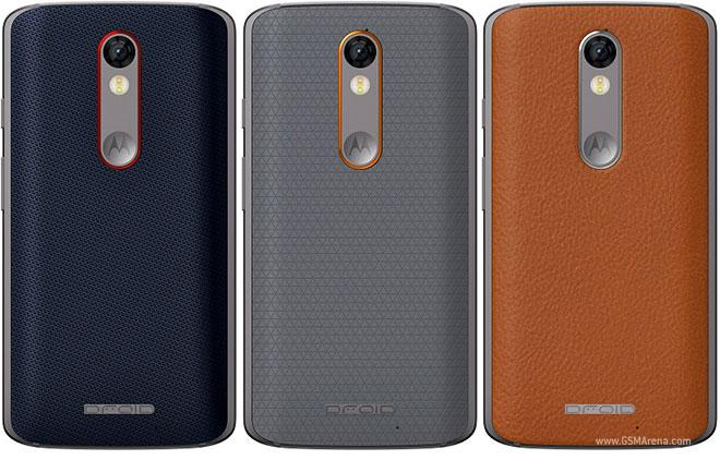 BRAND NEW MOTOROLA DROID TURBO 2 TURBO2 LTE 3G WIFI GPS FULL SET