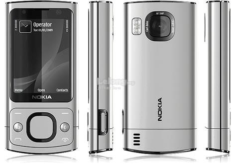 BRAND NEW NOKIA 6700 SLIDE PHONE