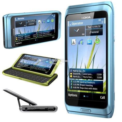 BRAND NEW NOKIA E7 TOUCH SCREEN PHONE