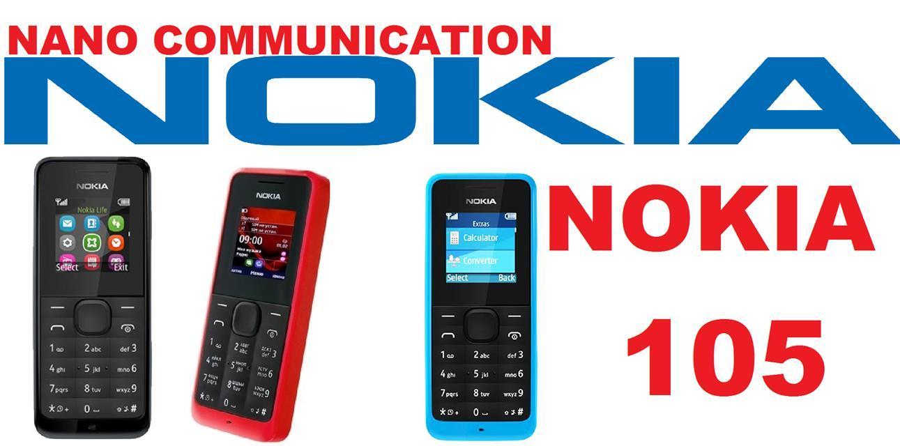 BRAND NOKIA NANO COMMUNICATION WARRANTY Nokia 105
