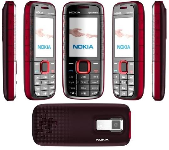 BRAND NOKIA NANO COMMUNICATION WARRANTY Nokia 5130 Xpress Music