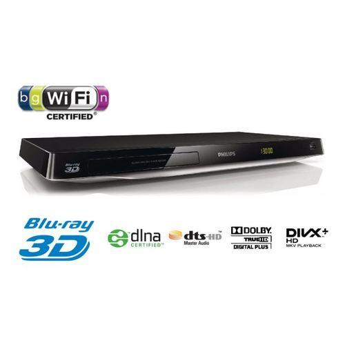 Brand New Philips 3D Blu-Ray Player free HDMI (Market $459)