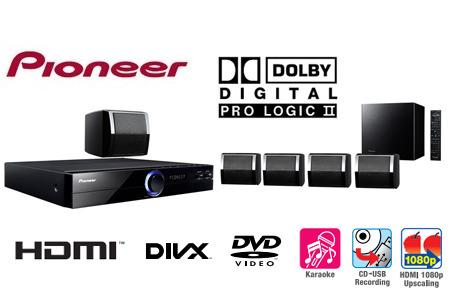 Brand New Pioneer home theater system (Market RM699) COD Ayer Tawar