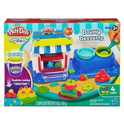 Brand New Play-Doh Sweet Shoppe Double Desserts