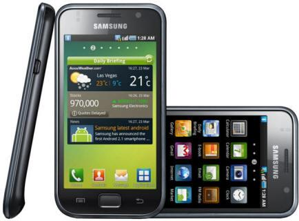 BRAND NEW SAMSUNG GALAXY S I9000 / M110S 16GB 3G WIFI GPS ANDROID 2.3