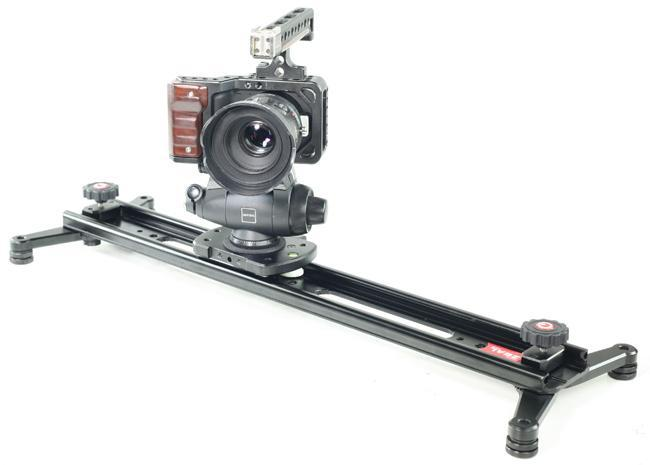 Branded High Quality PROAIM ZEAL 3ft 90cm  camera slider ( rdy stck )