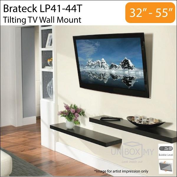 Brateck Lp41 44t 32 55 Inch Tilt Tv End 2 24 2018 6 15 Pm