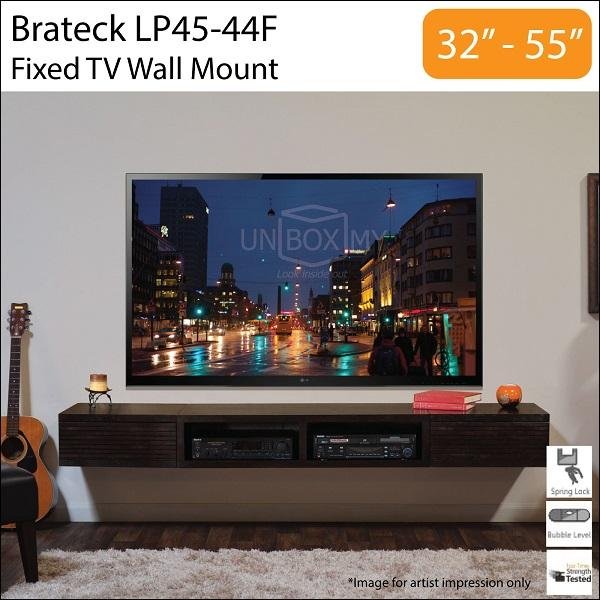 Brateck LP45-44F 32-55 inch Fixed TV (end 2\/25\/2017 1:15 PM)