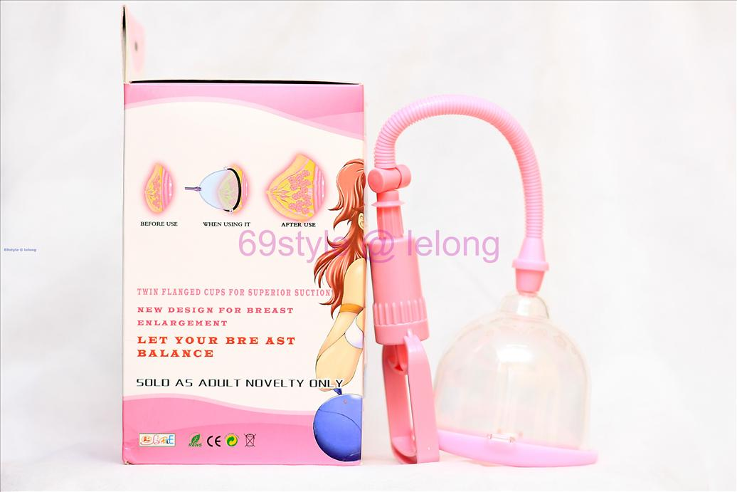 Breast Enlargement Pump (SINGLE) Suitable For Asian