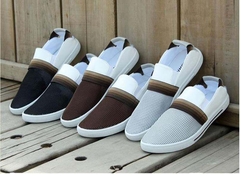 New Breathable British Style Casual Shoes/ Men Shoes- 2989