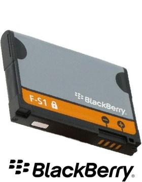 Brian Zone - Genuine Blackberry FS1 Battery