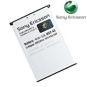 Brian Zone - Genuine Sony Ericsson BST-41 Battery