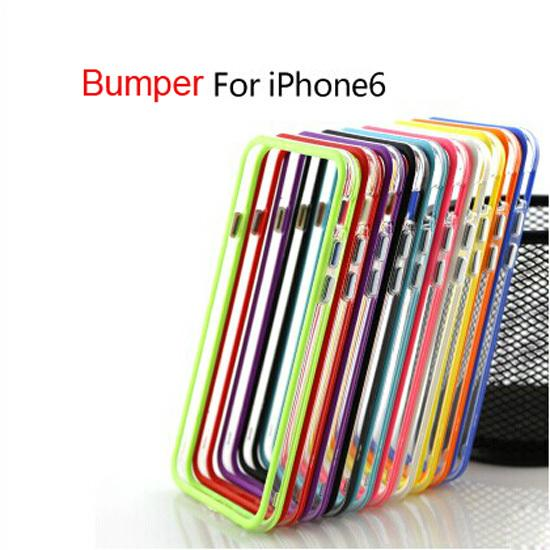Brian Zone - iPhone 6 wxd Candy Bumper Case