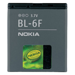 Brian Zone - Original NOKIA BL - 6F Battery