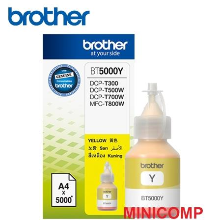Brother BT5000Y YELLOW Ink Cartridge