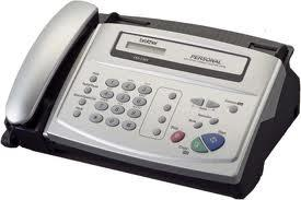 Brother Fax-236S Thermal Paper Fax Machine