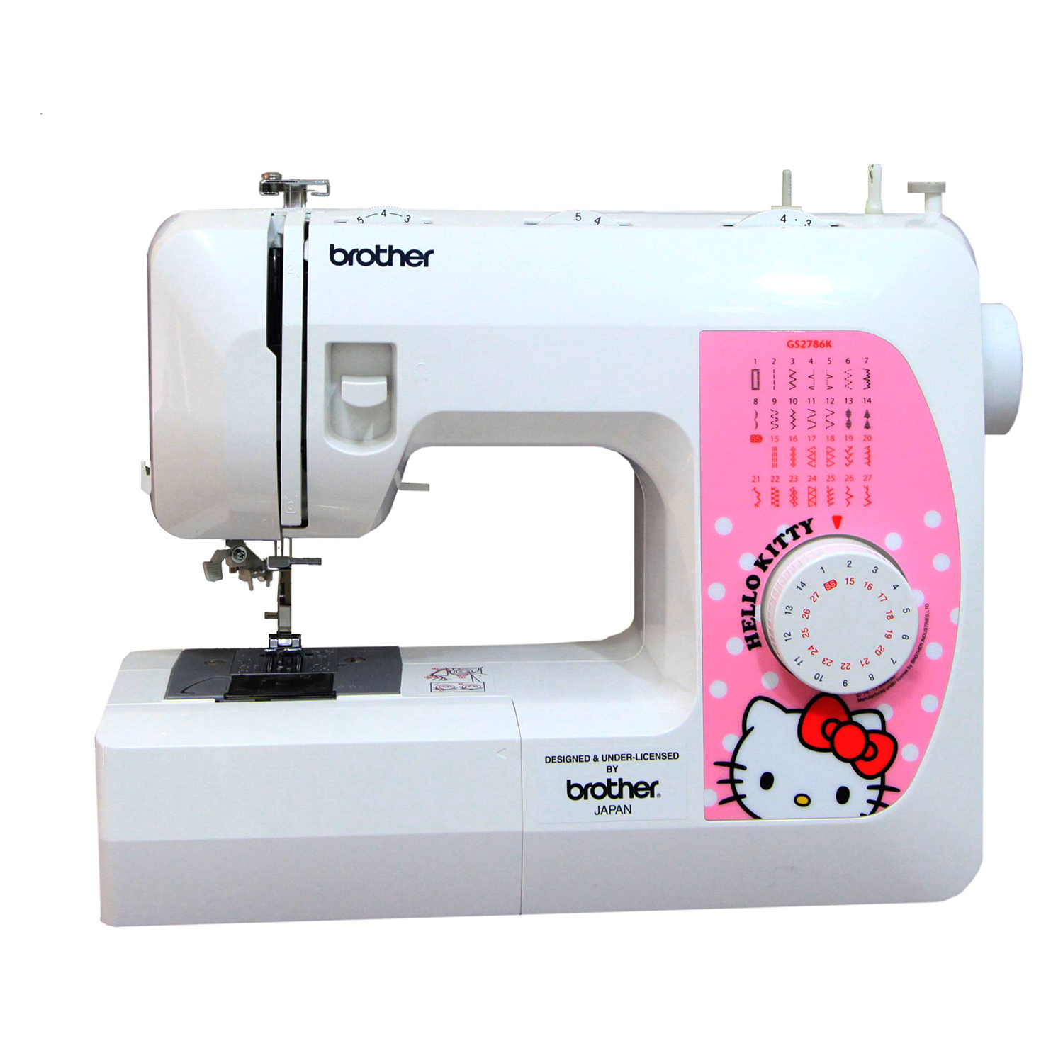 metal chassis sewing machine
