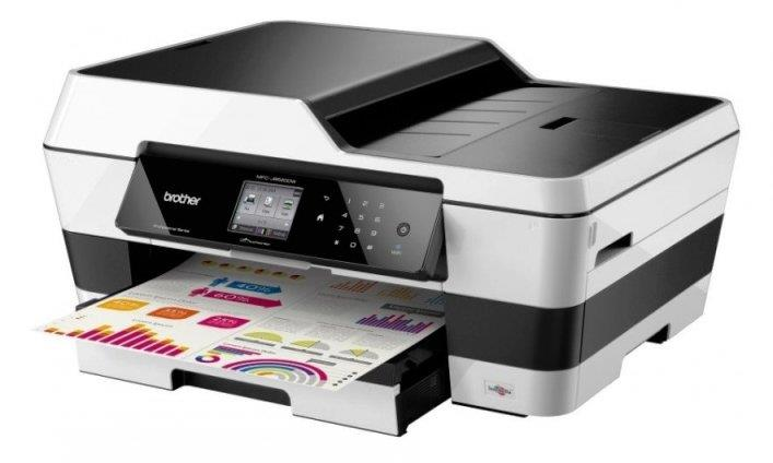 BROTHER MFC-J3520 INKBENEFIT ALL-IN-1 A3 WIFI PRINTER 3520