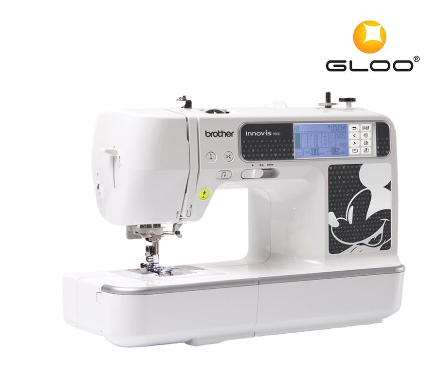 Brother NV980D Built- in Disney Characters Sewing Machine