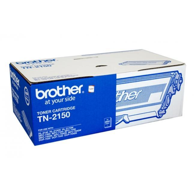 Brother TN-2150 Toner (Genuine) HL 2140 2170 DCP 7030 7340 7450 7840