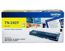 Brother TN-240Y Yellow Toner (Genuine) 3040 3070 9010 9120 9320 240