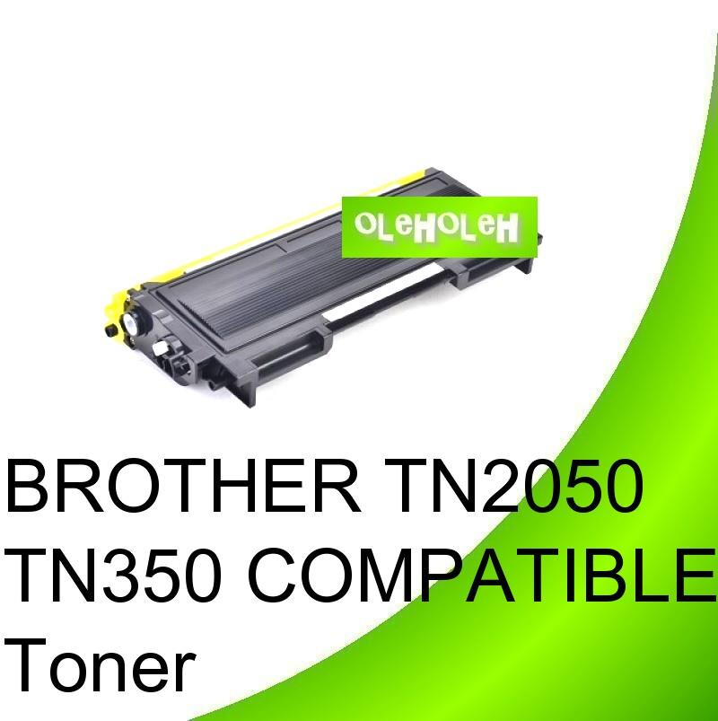 Brother TN2050 TN350 Compatible Toner For Brother HL2030 2040 2045