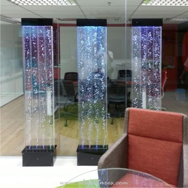 Bubble Water Feature Panels Ideal For Home & Office
