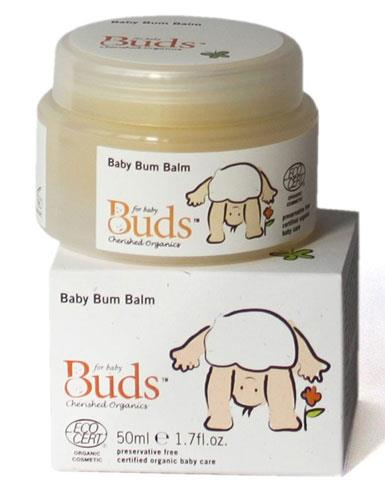 Buds Cherished Happy Bum Balm 50ml