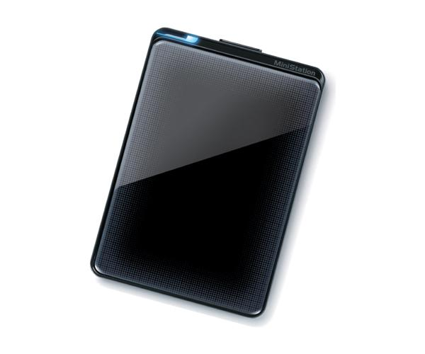 Buffalo MiniStation PNT USB3.0 1TB 2.5� Portable HDD - Shock Proof Cas