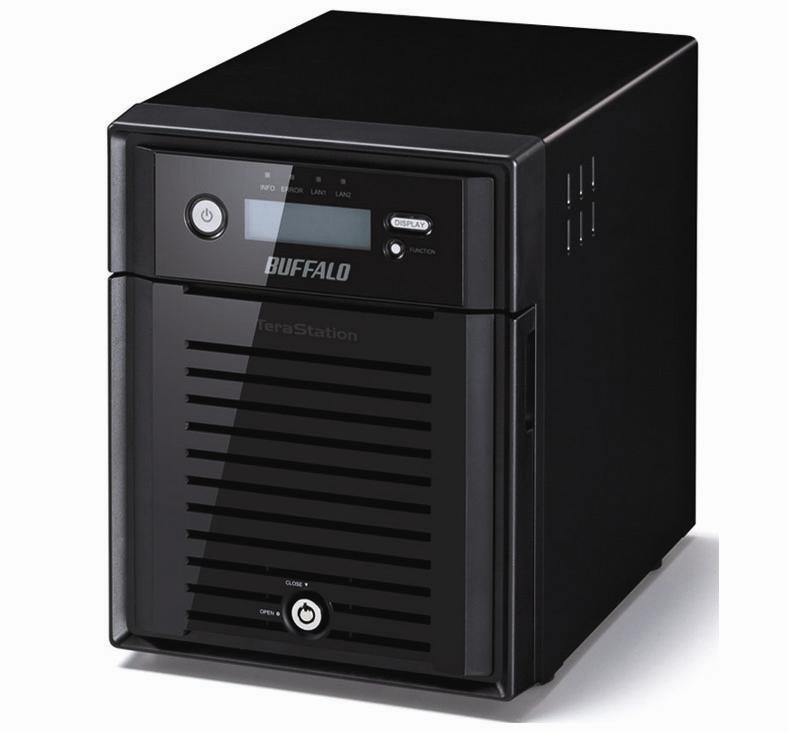 Buffalo TeraStation 5000 4 Bay Enclosure (Enclosure Only) (TS5400D-AP)