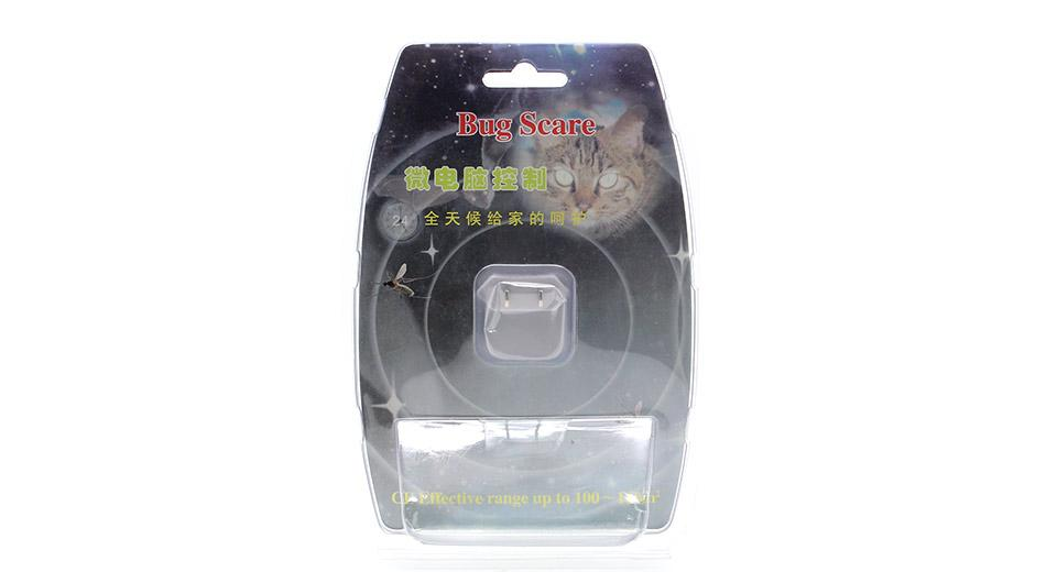 Bug Scare Ultrasonic Electrical Mouse Rat Pest Repeller