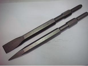 BULL POINT 17MMX280MM CHISEL SHARP POINT/FLAT ELECTRONIC USE