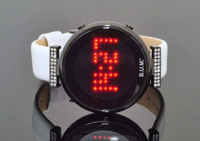 Bum Fashion LED Watch ALL BLACK B70001