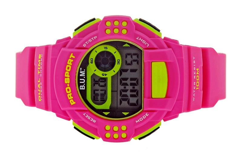 Bum Ladies Digital Chrono Watch BF16807