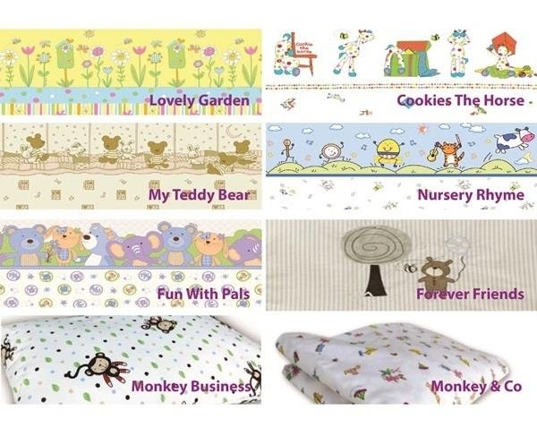 Bumble Bee Latex GETHA Playpen Mattress 28˝ X41˝ X2˝ w Fitted