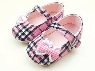 Burberry Baby Pre Walker Shoes PW2005 Selangor end time